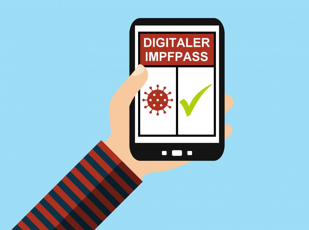 Digitales Impfzertifikat